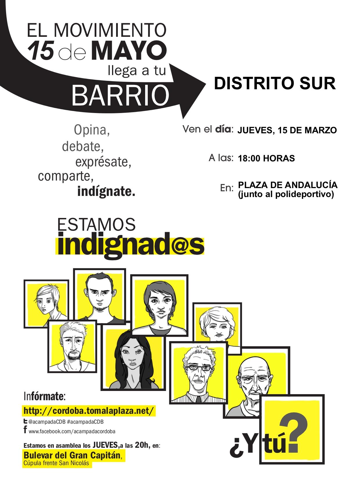 Asamblea 15M marzo 2012
