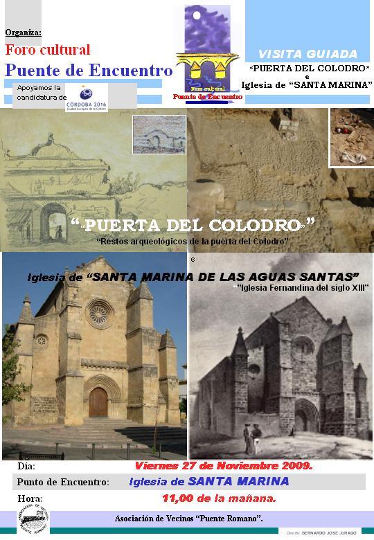 Puerta del Colodro -Visiita-